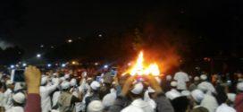 FPI Minta Polisi Usut Teror Terhadap Habib Rizieq dan Jamaah