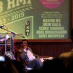 Jusuf Kalla dalam acara HMI (IST)