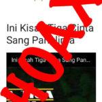 Fitnah terhadap Panglima TNI Jenderal Gatot Nurmantyo (IST)