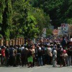 Demo akibat kabar hoax al kitab dibakar di Jayapura (IST)