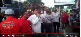 Ini Dia Video Demo Pendukung Ahok Salahkan Jusuf Kalla