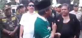 Ini Dia Video Banser Ikut Demo Mengecam Habib Rizieq dan Jusuf Kalla