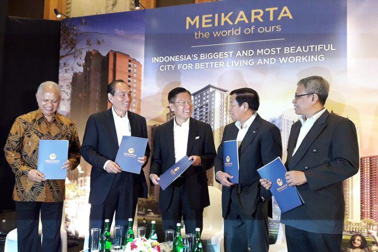 Proyek Meikarta Lippo Group (IST)