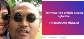 Tangkap, Akun Facebook Ini Hina Habib Rizieq dan Hadits Nabi