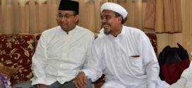 Ngeri, Ada Operasi Rahasia Serang Anies-Sandi & Habib Rizieq