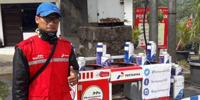 KehabisanBensin Jauh dari Pom, Pertamina Sediakan Kios BBM Mini