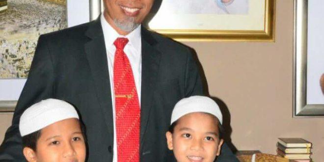 "Kamildan Ahmad, ""Google"" Alqurannya Indonesia"
