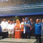 Demokrat usung Irwandi-Nova di Pilgub Aceh. (Foto: Niken Purnamasari/detikcom)