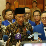 Jokowi dan Ketua Umum PAN Zulkifli Hasan (IST)