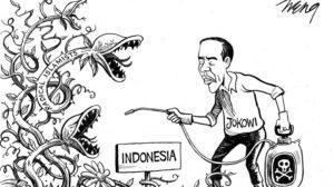 Karikatur The New York Times (IST)