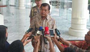 Wakil Presiden Jusuf Kalla. (VIVA.co.id/ Fajar Ginanjar Mukti.)