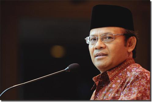 Prof Komaruddin Hidayat (IST)