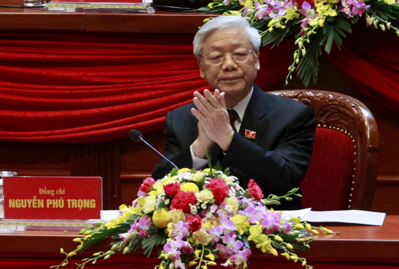 Sekjen Partai Komunis Vietnam Nguyen Phu Trong  (IST)
