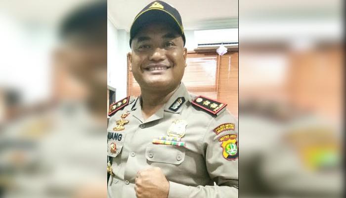 Kabag Ops Polres Jaksel AKBP Juang