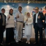 Konferensi pers Garuda Indonesia Travel Fair (GATF) fase dua di Jakarta, Senin (18/9/2017) (HO/ Garuda Indonesia)