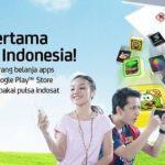 Layanan Carrier Billing Indosat dengan Google Play