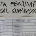 Daftar Penumpang AirAsia QZ8501 asal Surabaya