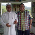 Pendeta Gilbert dan Habib Rizieq (Dok Twitter Pendeta