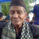 Ketua Adat Belitung Timur, HM Sa'i