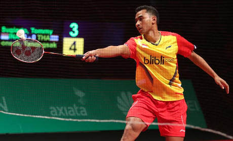 Tommy Sugiarto Axiata Cup 2014