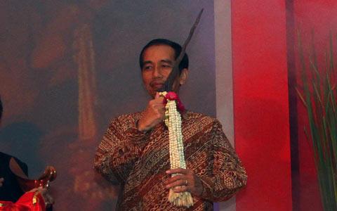 Presiden Joko Widodo atau Jokowi (Solo Pos)