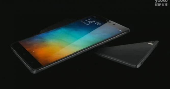spesifikasi Xiaomi Mi Note