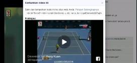 Facebook Luncurkan Layanan Embedded Video Player