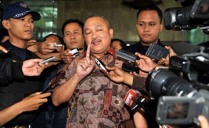 Gubernur Sumatera Selatan Alex Noerdin/Ant/PRASETYO UTOMO. - http://news.metrotvnews.com
