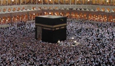 Ka'bah di Masjidil Haram, Mekkah (REUTERS/Hassan Ali)