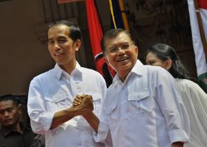 Jokowi - JK - Foto:IslamToleran