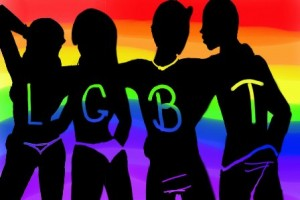 Ilustrasi LGBT (Lesbian Gay Bisexual abd Transgender)