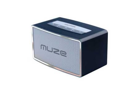 Polytron MUZE Bluetooth Speaker, Desain Mini Suara Menggelegar