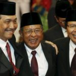 Luhut Panjaitan, Darmin Nasution, dan Rizal Ramli (IST)