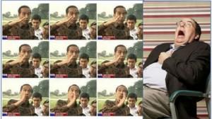 Jokowi mengatakan ekonomi meroket bulan September 2015  (IST)