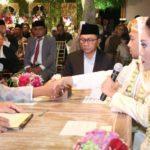 Menantu Din Syamsuddin tak berjilbab (IST)