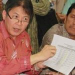 Hendrawan Supratikno (PDIP) dan Asman Abnur (PAN) (Antara/ Septianda Perdana)
