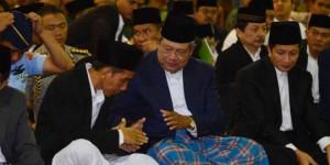 Sebut Utang Rp 3.000 Triliun Hasil Warisan, Jokowi Salahkan SBY