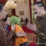 Jokowi dan Rusdi Kirana (IST)