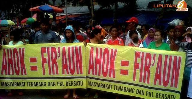 Wartawan Senior Ini Sebut Ahok Firaun Jakarta