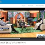 Acara Tafsir Al Mishbah Metro TV (IST)