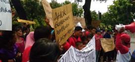 Diam Terjadi Penggusuran, Rakyat Hadapi Rezim Jokowi yang Tuli