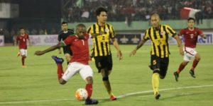 Indonesia VS Malaysia - DOK. PSSI