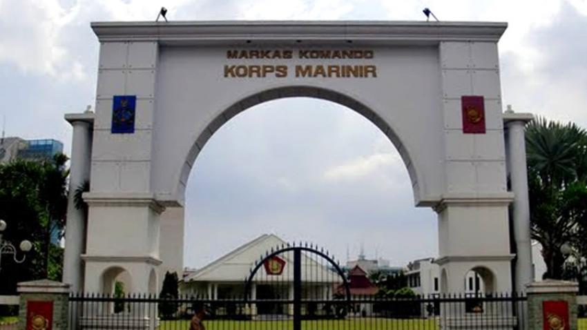 korps marinir