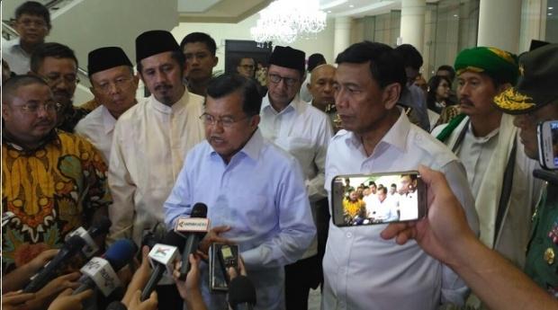 Jk wakili Jokowi