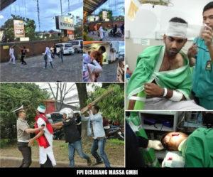 Penyerangan terhadap anggota FPI (IST)