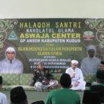 Dr KH Abdul Ghofur Maimoen (Gus Ghofur) dan Dr Syaikh Mahir Hasan Al-Munajjid  (IST)