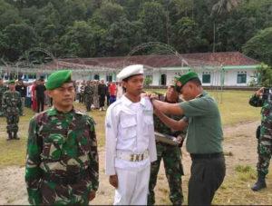 Anggota FPI ikut kegiatan Bela Negara (IST)
