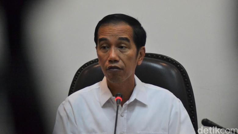 Presiden Jokowi (Foto: Muhammad Iqbal/detikcom)