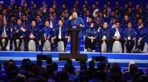 Susilo Bambang Yudhoyono atau SBY (IST)