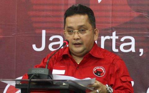 PDIP Ingatkan Partai Koalisi Pemerintah Dukung Ahok, Ancam Ya?